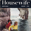 Housewife magazine August 1945-thumb
