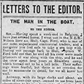 The man in the boat, 1922 Oct 6, Hull Daily Mail